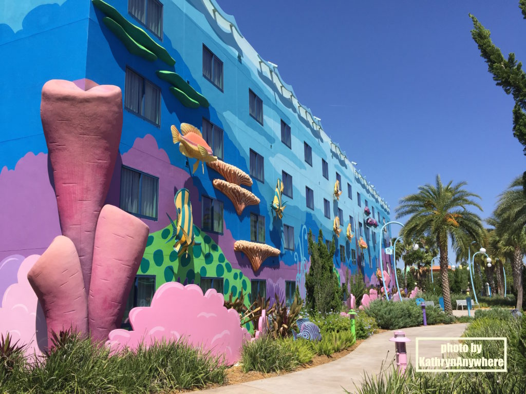 Disney's Art of Animation Resort at Walt Disney World Resort #Disneymom #WDW #waltdisneyworld