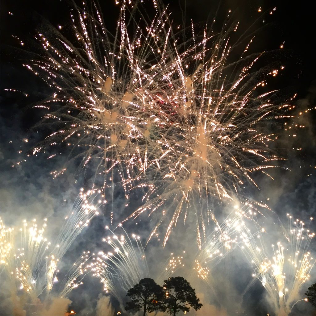 From One Of My Best Days At Walt Disney World Resort EVER! Amazing fireworks from Epcot #bestdayever #WDWresorts #waltdisneyworld #disneyparks #disneymom #mediaevent