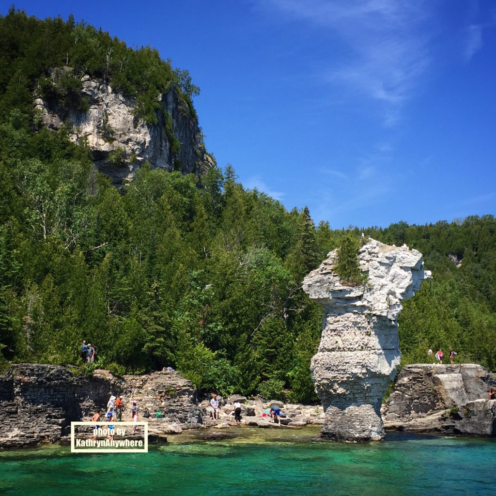Flowerpot Island - Top 5 Things To Do In Tobermory, Ontario With Kids