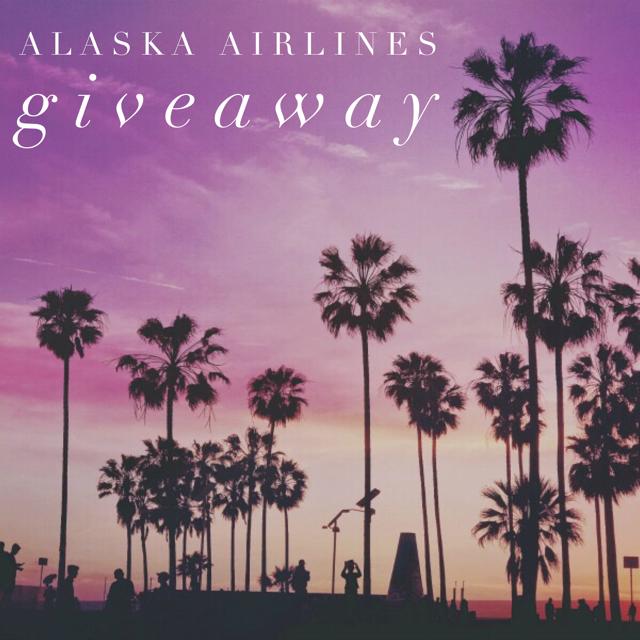 Alaska airlines giveaway