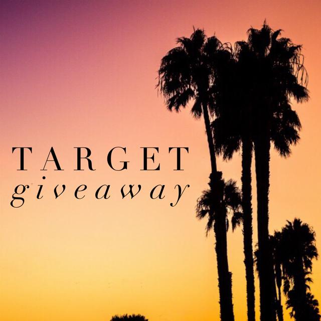 Target Instagram Giveaway