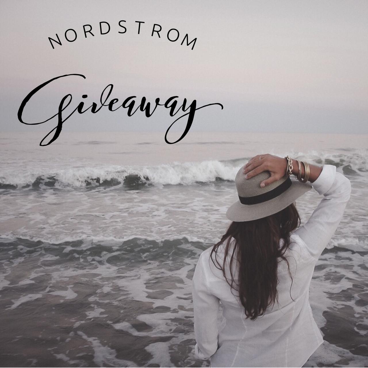 Nordstrom Giveaway September