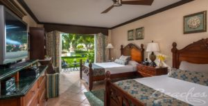Beaches Resorts French Village Room
