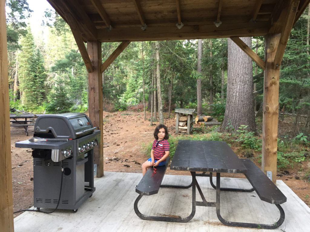 bonnechere cabin bbq