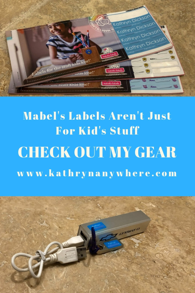 Mabel's Labels have labels for everything. My video gear and cables are now covered thanks to them! #mabelslabels #videogear #Mabelhood #iflostcall #iffoundcall #identificationlabels #labelsforgear #labelsforeverything #labeljunkie #labelqueen #tagmates #namestickers