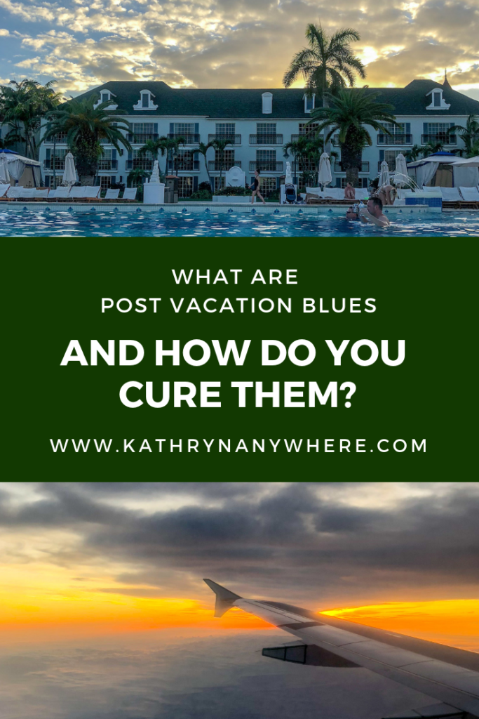 Have you ever suffered post vacation blues? How long did they last? What did you do to shake them? We don't want to leave! #pdb #depression #vacation #neverwanttoleave #dontwanttogohome #postvacationblues #oceanblues #shadesofblue #familytravelblogger #momtravelblogger #bestfamilytravelblogs #travelbloggersexchange #travelblogger #canadianblogger #canadiantravelblogger #torontocontentcreator