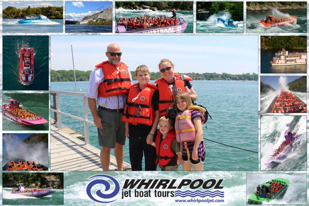 Niagara Jet Boat, Amanda Knapper, SillyMummyFT