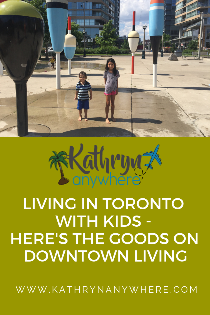 Raising kids in Toronto? Of course! Here's the goods on Living in Toronto, Ontario with our urban kids!