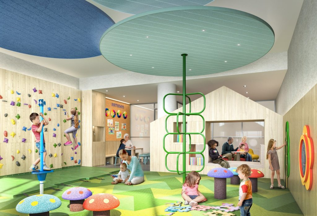The Kids Zone is an innovative centre where your little ones can explore a variety of activities and play structures. For quieter times, there is the a padded kiddie corner, perfect for nestling in with a great book. Learn more here: www.danielsdueast.com