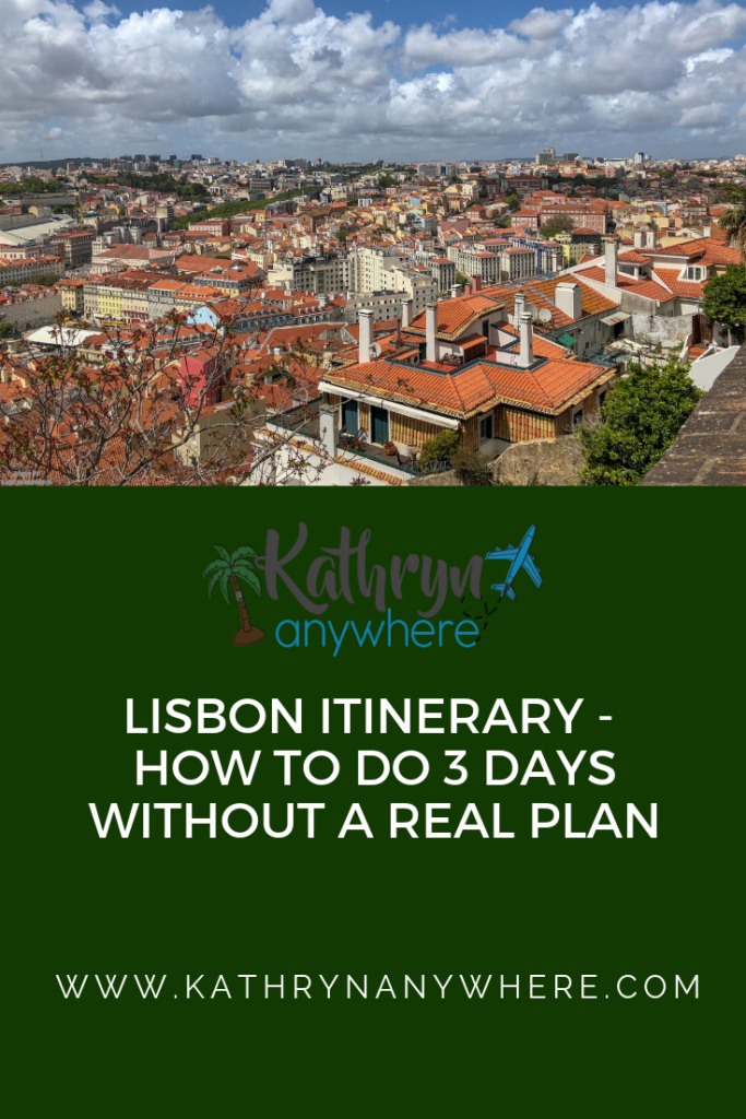 3 Day Lisbon Itinerary for those without a plan. My Lisbon trip with my kids will inspire you to come and go with the flow #travelportugal #portugaltravel #lisbonportugaltravel #lisbondaytrips #daytripsfromlisbonportugal #lisbonthingstodoin #lisbonthingstosee #thingstodoinlisbonportugal #familytravel #bestcastlesineurope #bestcastlesinportugal #thingstodoinportugal #travellisbon #lisbontravel #lisbonwithkids #europetravel