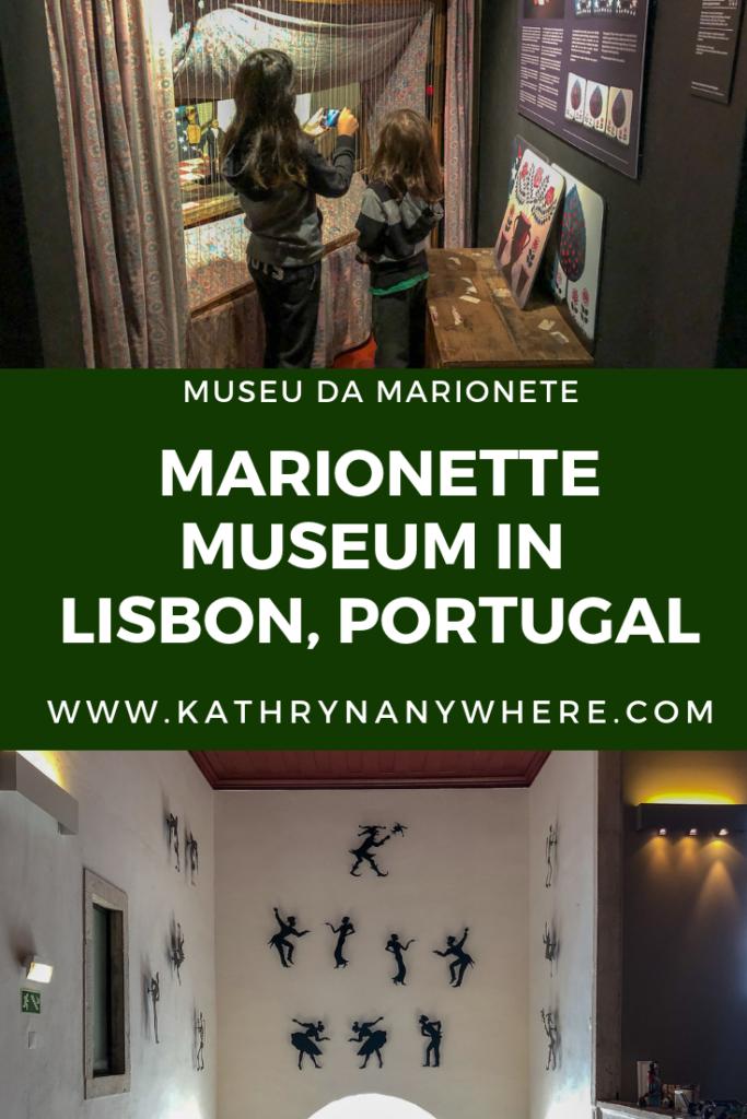 Visiting the Museu da Marioneta, Marionette Museum in Lisbon, Lisboa, Portugal