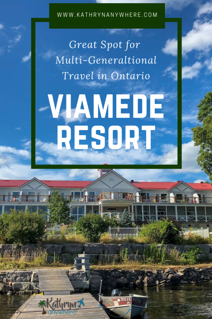 If you're looking for an Ontario getaway for a #multigenerational family, Viamede Resort in the Kawartha Lakes district offers a great experience for all! #NoFilterPtbo #viamederesort #ptbocanada #ThisisPtbo #Ptbo #theKawarthas #hosted #kawartha #kawarthalakes #kawarthanow
