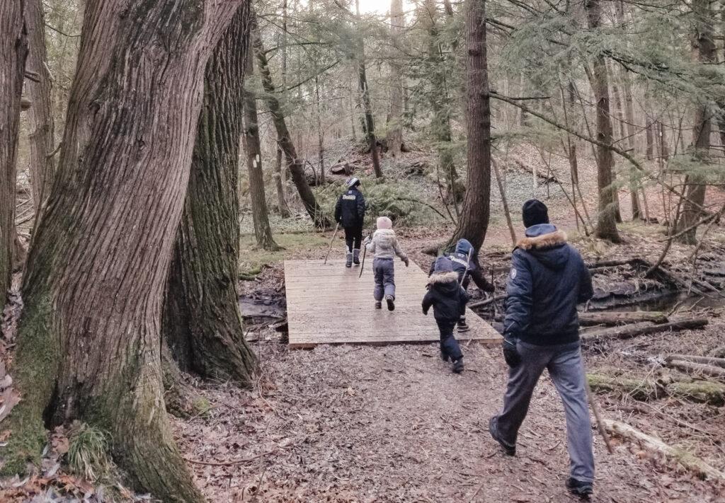 Oak Ridges Trail; House of Kerrs