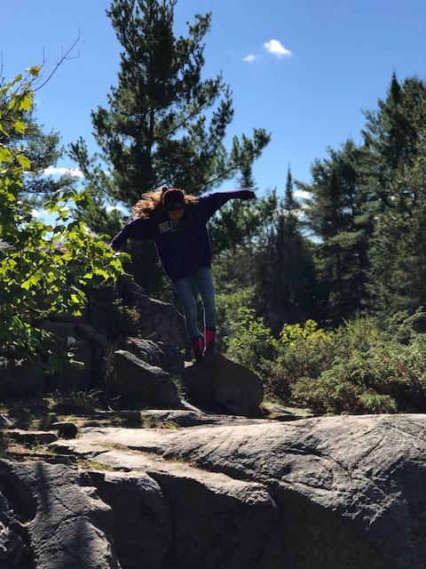 Swan Lake Trail, Grundy Lake Provincial Park