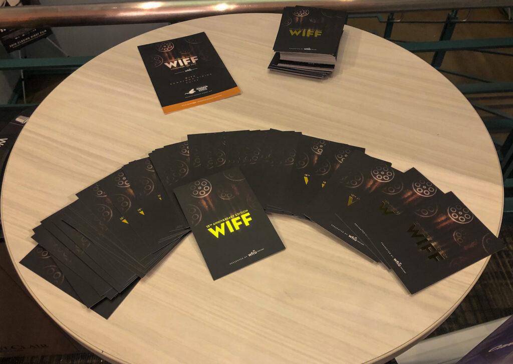 WIFF 2019 promo material