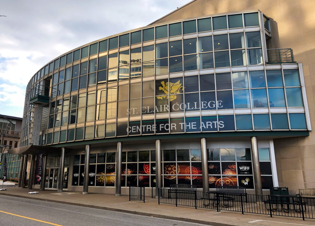 St. Clair College transformed into a venue for the Windsor Film Festival