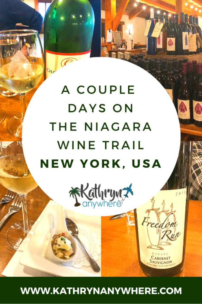 Spending a couple days on the Niagara Wine trail What to see and do in a couple days in New York State. #niagarawinecountry #niagarawinetrail #niagarawinecounty #niagarafallsny #lewiston #lewistonNY #lockport #lockportNY #arrowheadsprings #freedomrun #NYwine #NYwineries