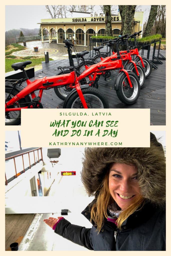 We had a full day to explore Sigulda. By no means is this a list of everything there is to do there. This is what we got to experience while there. magneticlatvia #entergauja #sigulda #wits2019 #witsriga #siguldaturism #smartbike #bobslejs #krimulda_manor #turaida
