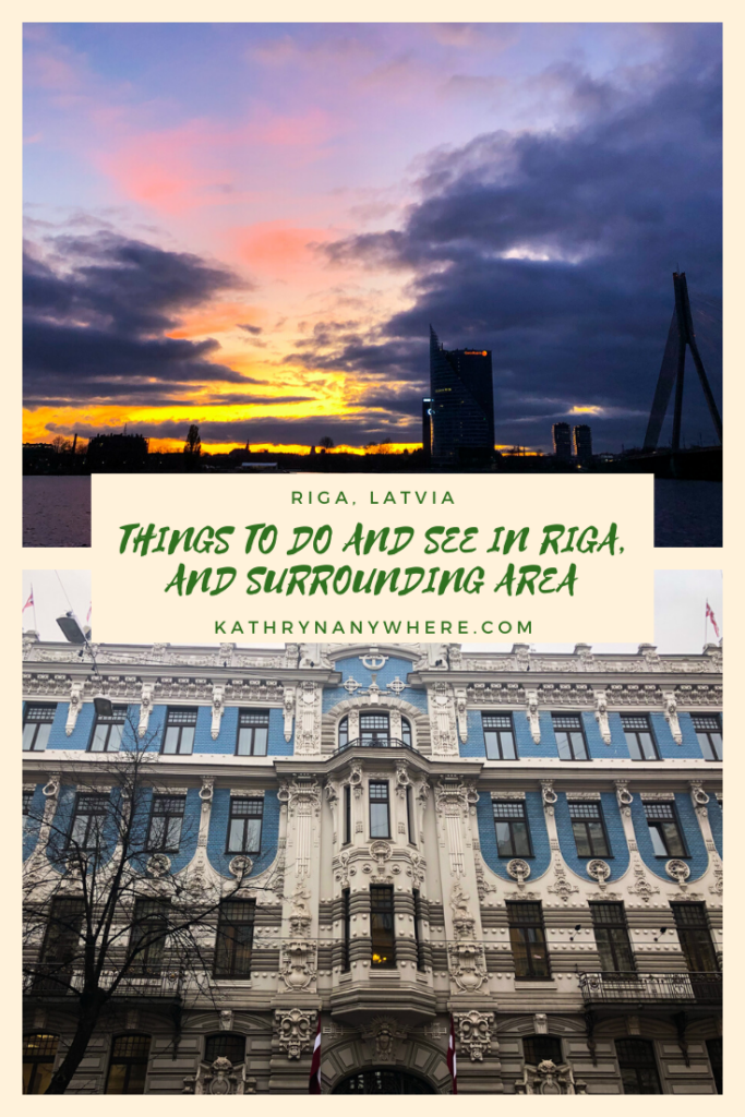 Going to Latvia? All the free and cool things to do in Riga! Beer tours, walking tours, art nouveau, old city and modern architecture #thingstodoinRiga #rigaiscool #magneticLatvia #enjoylatvia #rigastories #LatviaLikesYou