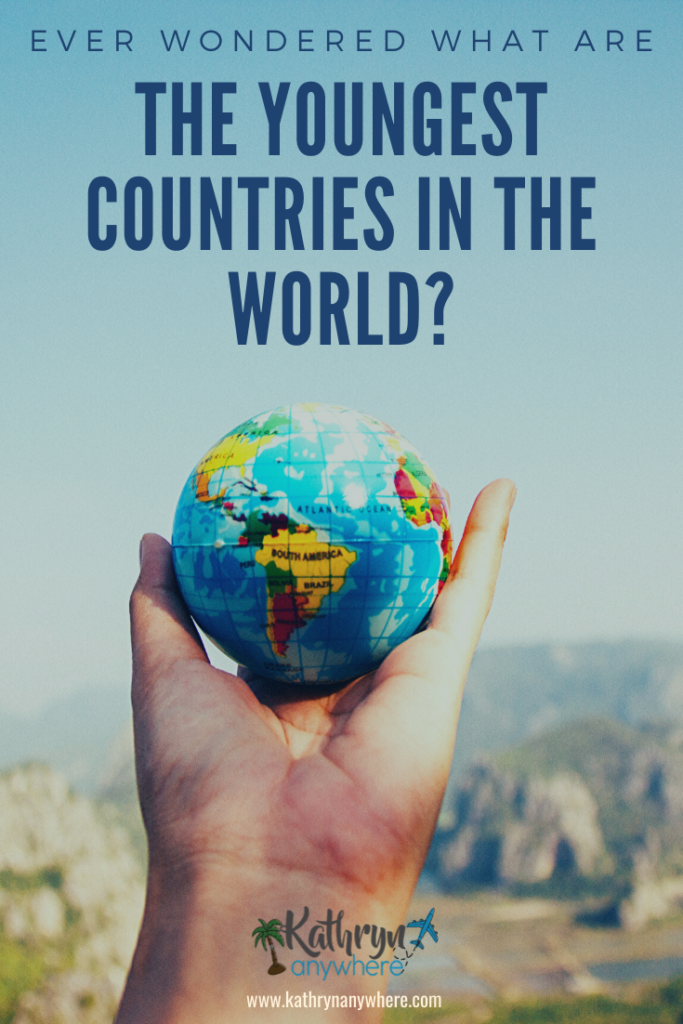 Ever wondered what are the newest nations in the world? And how did they form? Check out this list of the youngest countries in the world that includes Palau, Bougainville, Kosovo, Serbia, South Sudan, Montenegro, East Timor. Interestingly these countries are in the South Pacific, Europe and Africa.