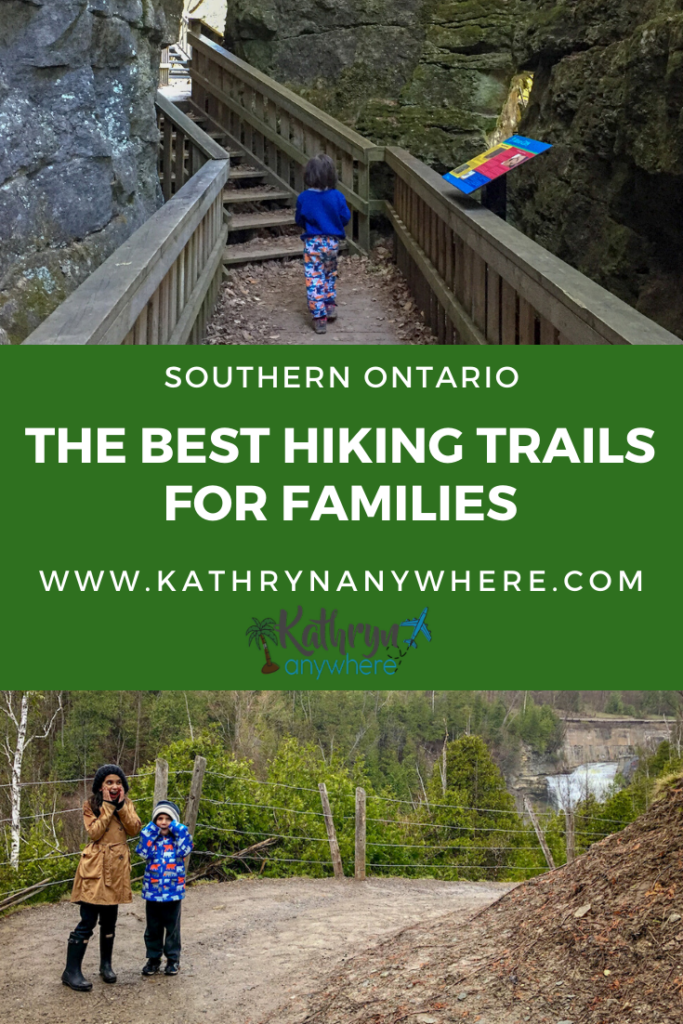 The best hiking for families in Southern Ontario, from Algonquin Provincial Park to Halton Conservation Areas to the Bruce Peninsula, know where to find the best hiking trails in Southern Ontario for families