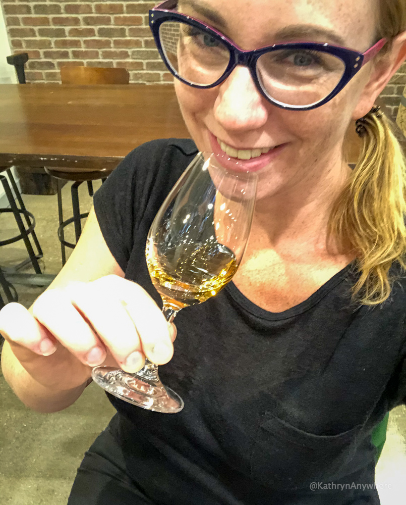 J.P. Wiser's Rye Whisky Hiram Walker Whisky tour tasting