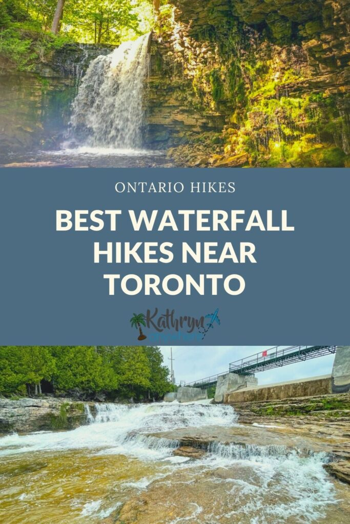 There are no waterfalls in the City of Toronto, but there are waterfalls NEAR Toronto, Ontario to hike and explore! Come and check some of them out with me! We're going to Hilton Falls, Hoggs Falls, Eugenia Falls, Hilton Falls, McGowan Falls, Inglis Falls, Sherman Falls, Tiffany Falls and Smokey Hollow Falls!