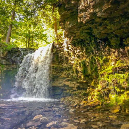 Hilton Falls - Best waterfall near Toronto to hike