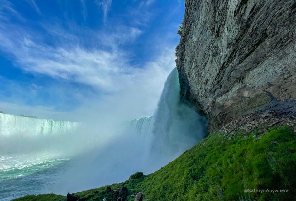 Journey Behind The Falls amazing landscape