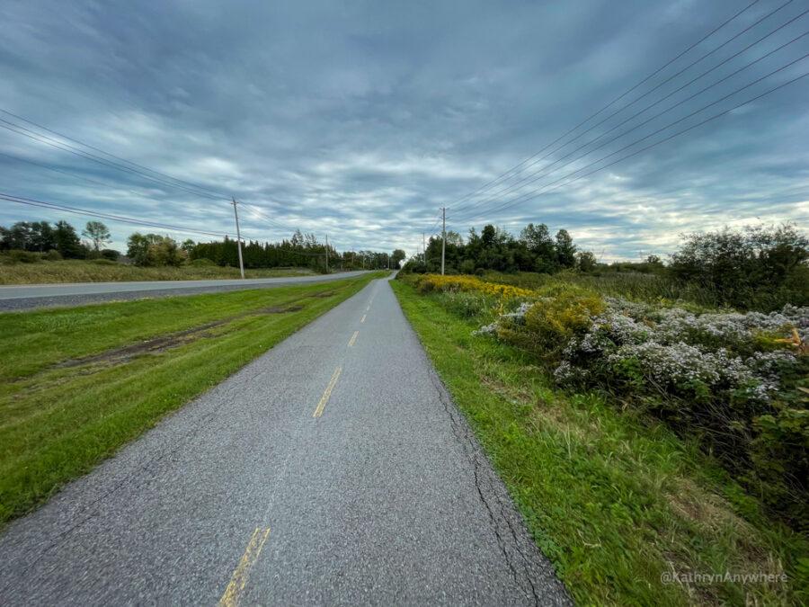 Waterfront Bike Trail, Cornwall Ontario
